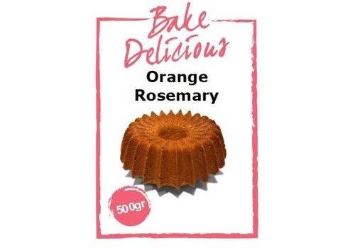 Orange rosemary cake 500gr