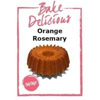 thumb-Orange rosemary cake 500gr-2