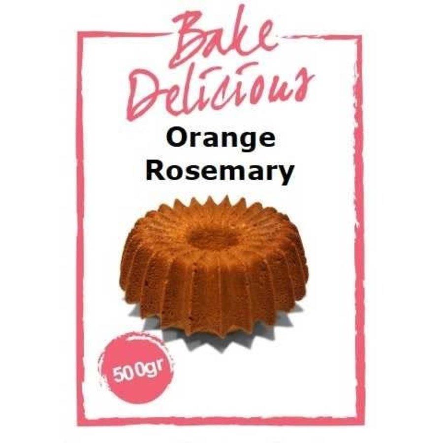 Orange rosemary cake 500gr-2