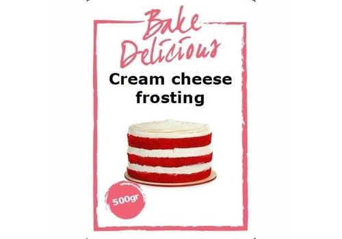 cream cheese frosting 500gr
