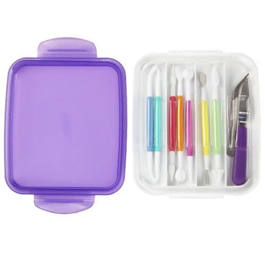 Wilton Fondant & Gum Paste Tool Set/10-1