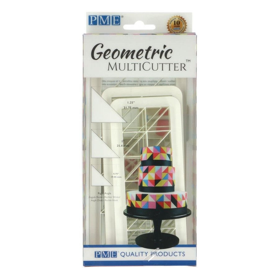 PME Geometric Multicutter Right Angled Set/3-1