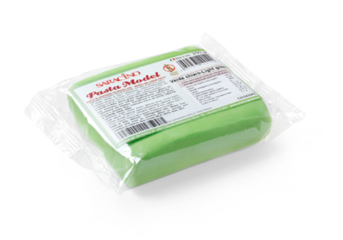 Saracino modeling paste licht groen 250gr
