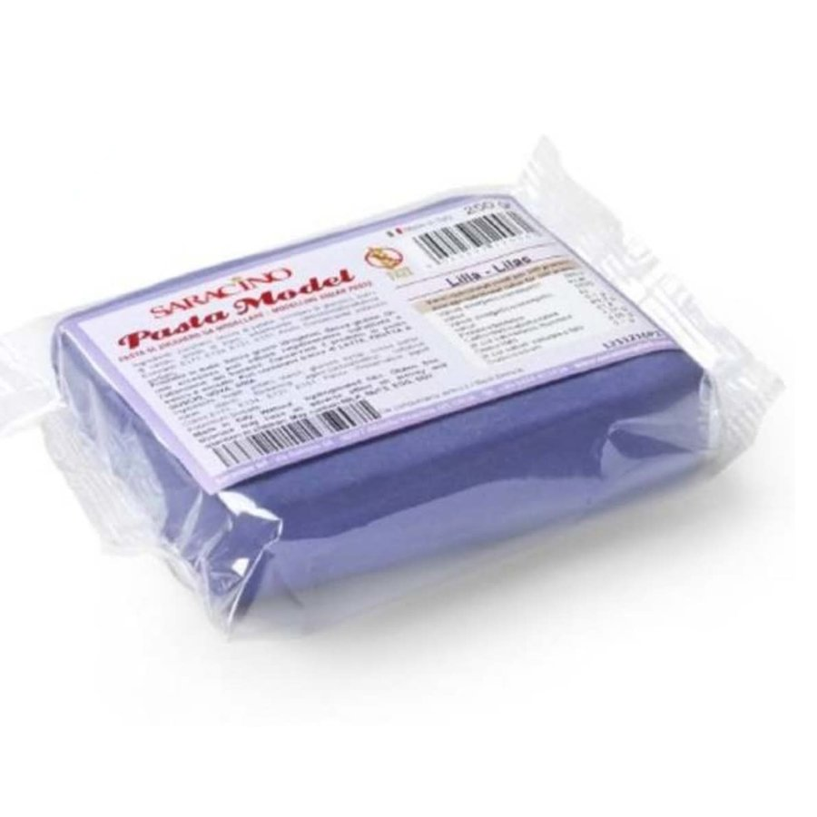 Saracino modeling violet paars lilac 250gr-1