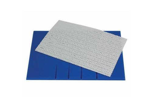 PME Werkbord met Groeven Klein 25x17cm