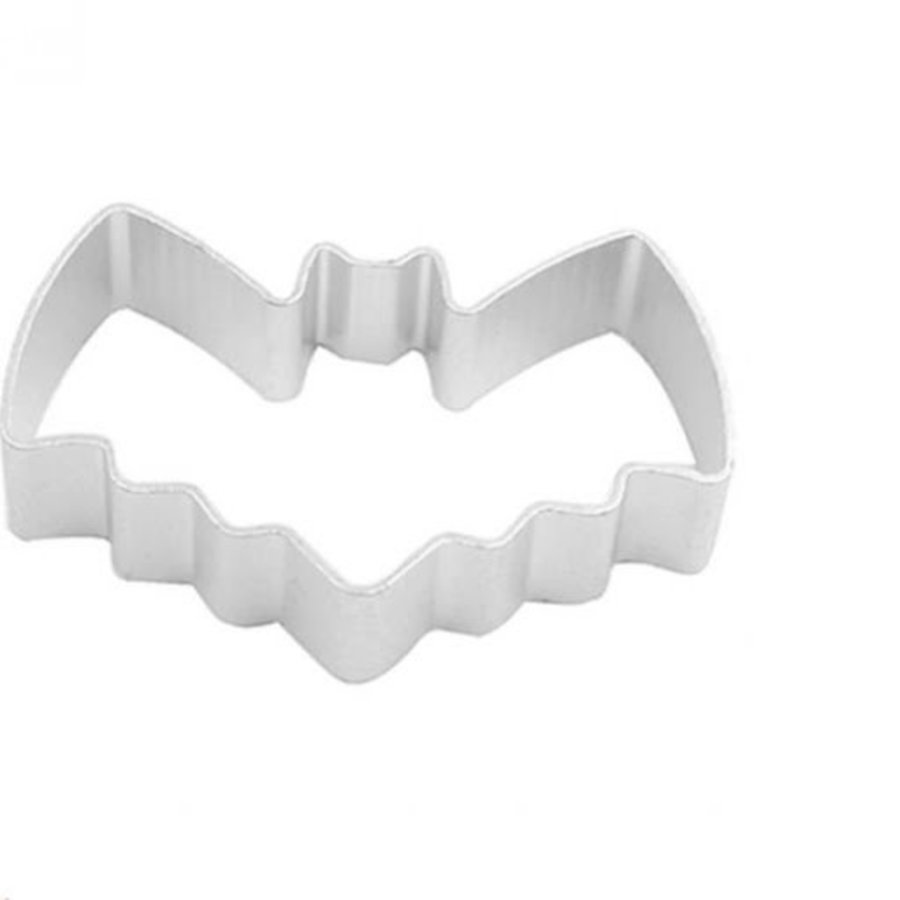 Vleermuis koekjesvorm aluminium-1
