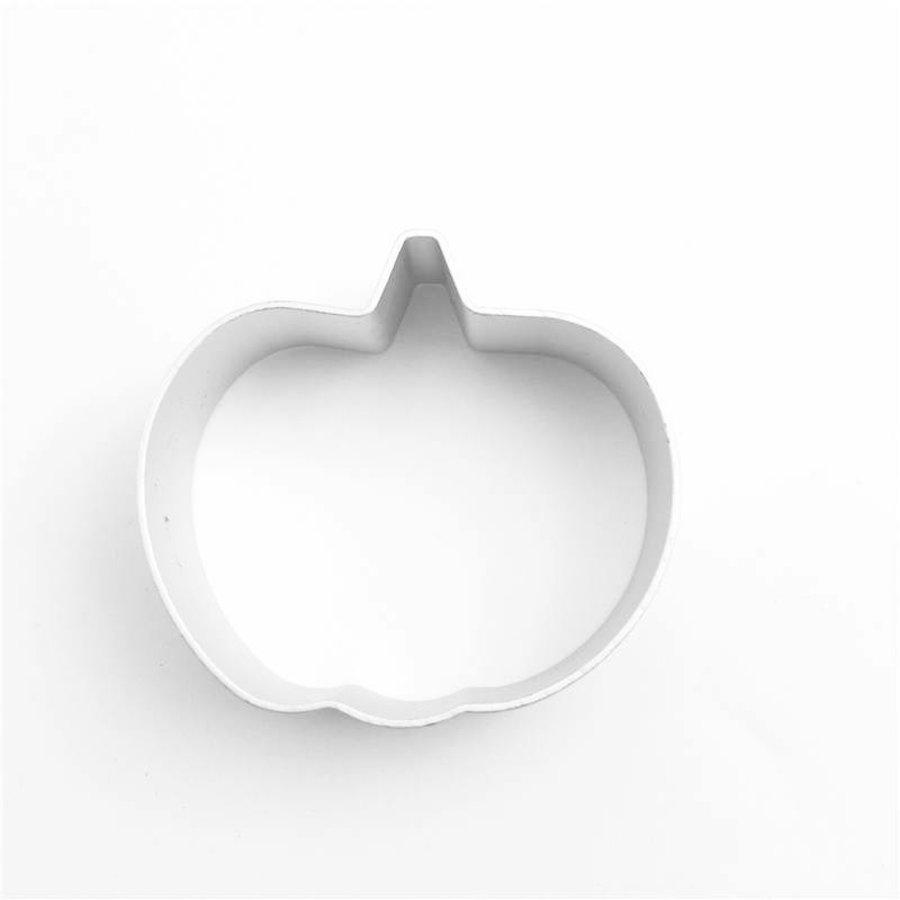 Pompoen koekjesvorm aluminium-1