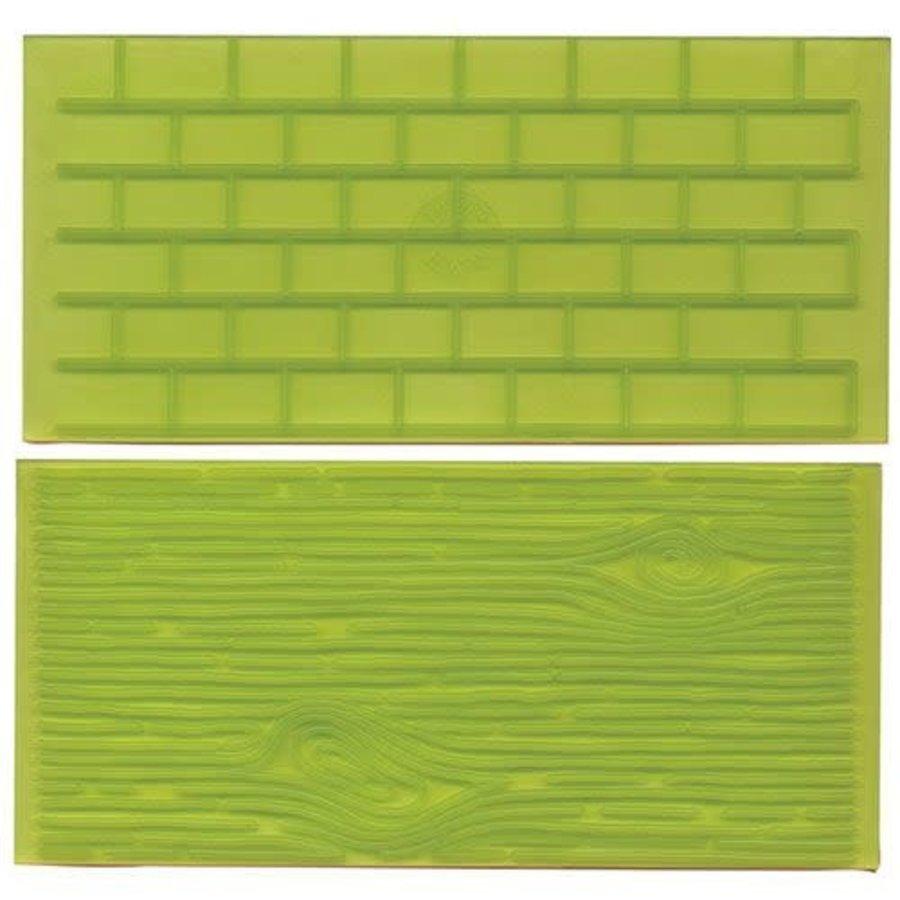 FMM Impression Mats 1 Gemetselde muur/boomnerf-1