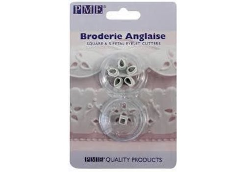 Broderie Anglaise door PME