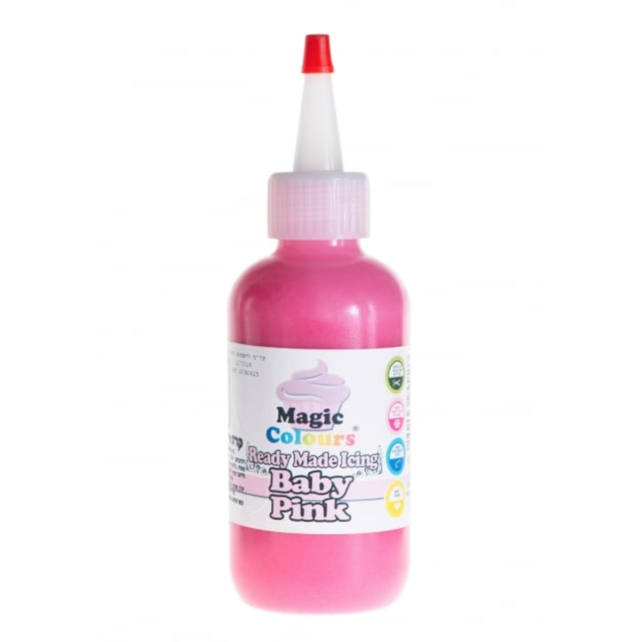 Ready made icing baby roze-1