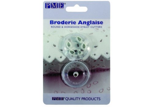 Copy of Broderie Anglaise door PME