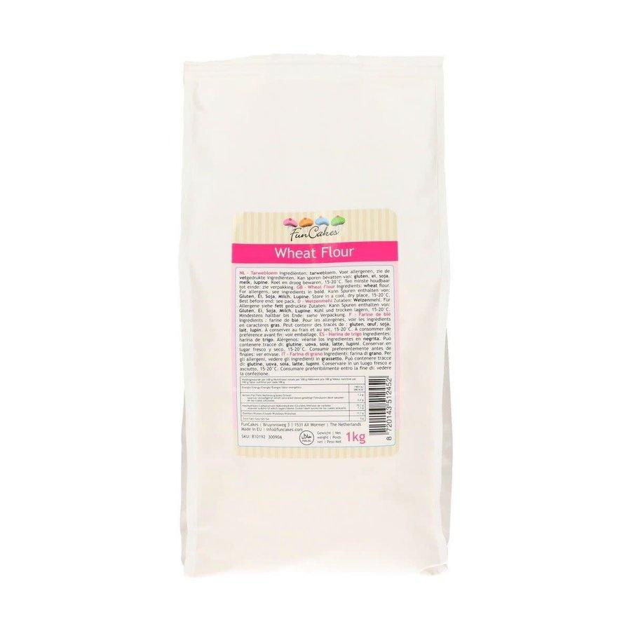 Tarwebloem 1kg door Funcakes-1