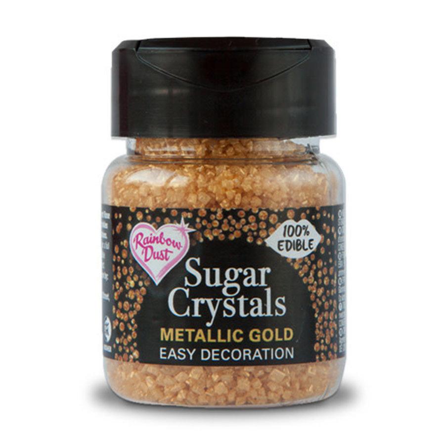 Rd sugar crystals gold-1