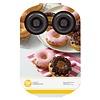 wilton Bakvorm 6 Donuts door Wilton