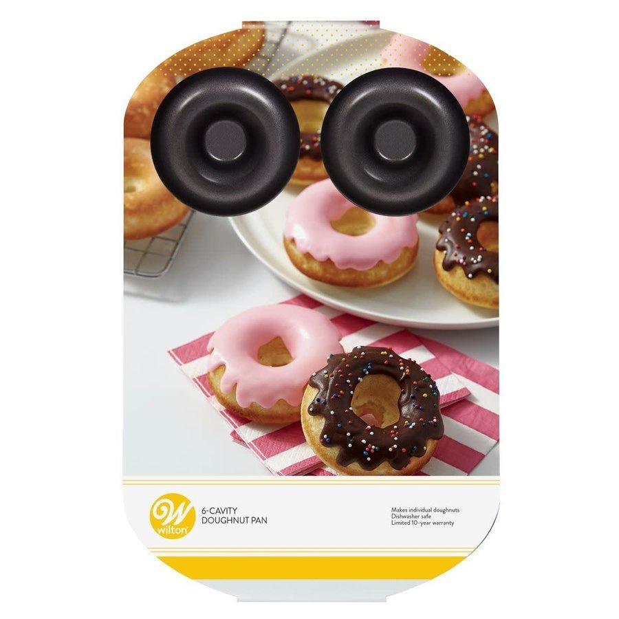 Bakvorm 6 Donuts door Wilton-1