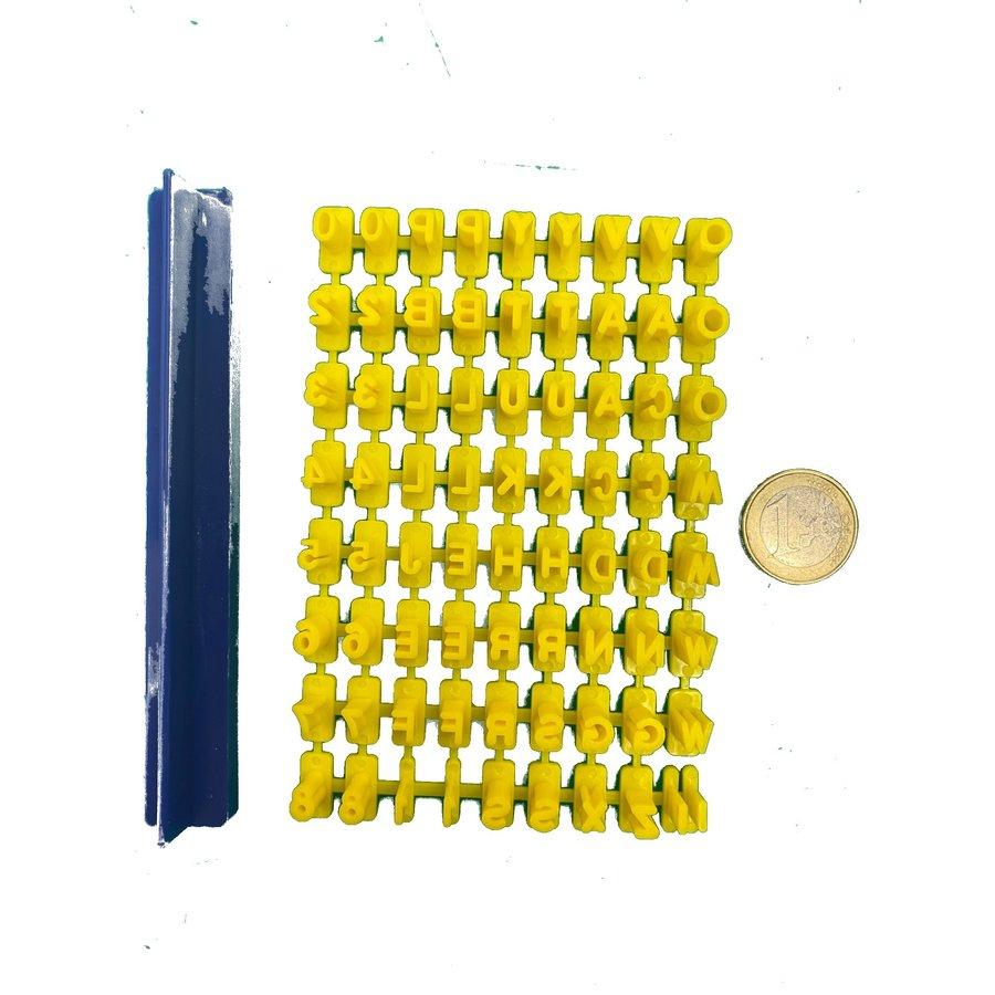 Letter stempels-2