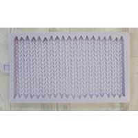 Chunky Knit mould Karen Davies
