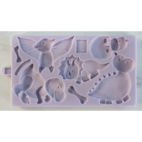 Dinosaur Cookie Mould Karen Davies