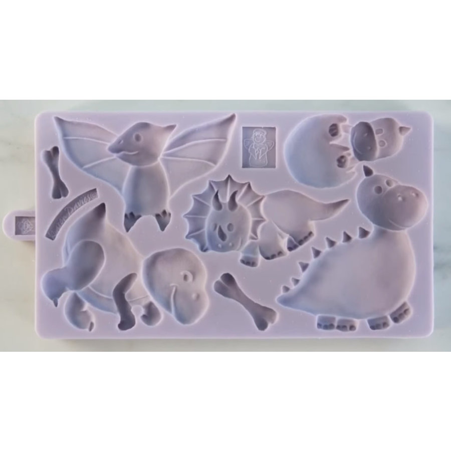 Dinosaur Cookie Mould Karen Davies-1