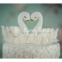 thumb-Swans zwaan Cookie Mould Karen Davies-1
