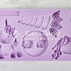 Karen Davies Unicorn Cookie Mould Karen Davies