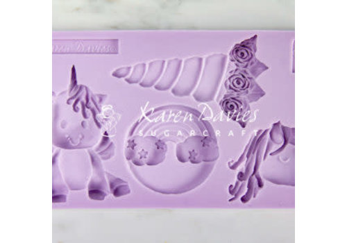 Unicorn Cookie Mould Karen Davies