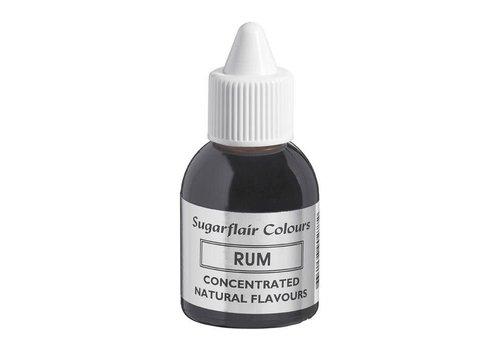 Rum Sugarflair 100% Natuurlijke Smaakstof Rum 30ml