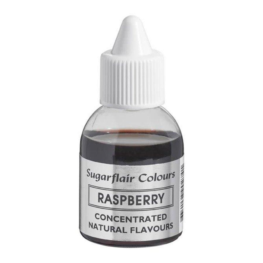 Framboos Sugarflair 100% Natuurlijke Smaakstof 30ml-1