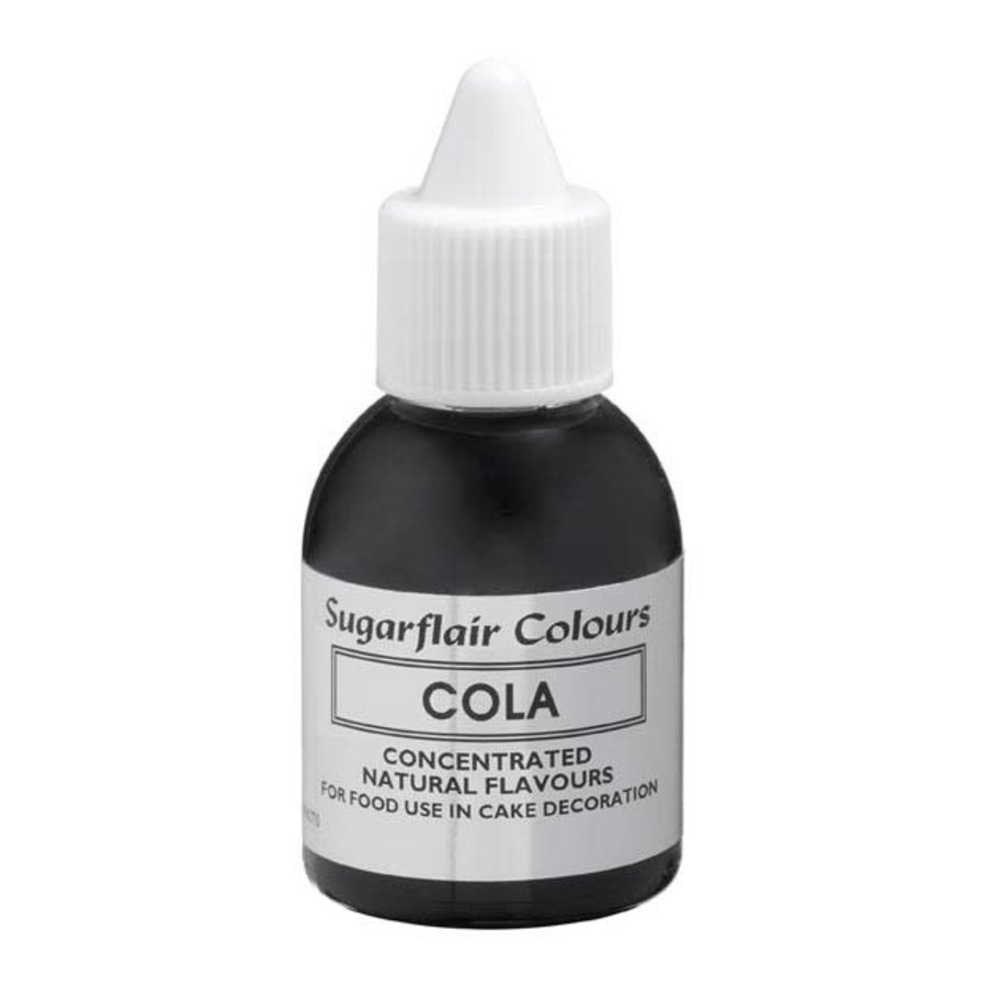 cola Sugarflair 100% Natural Flavour Cola 30ml-1