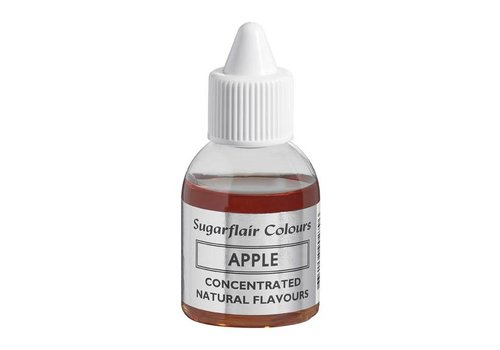 Appel Sugarflair 100% Natural Flavour Apple 30ml
