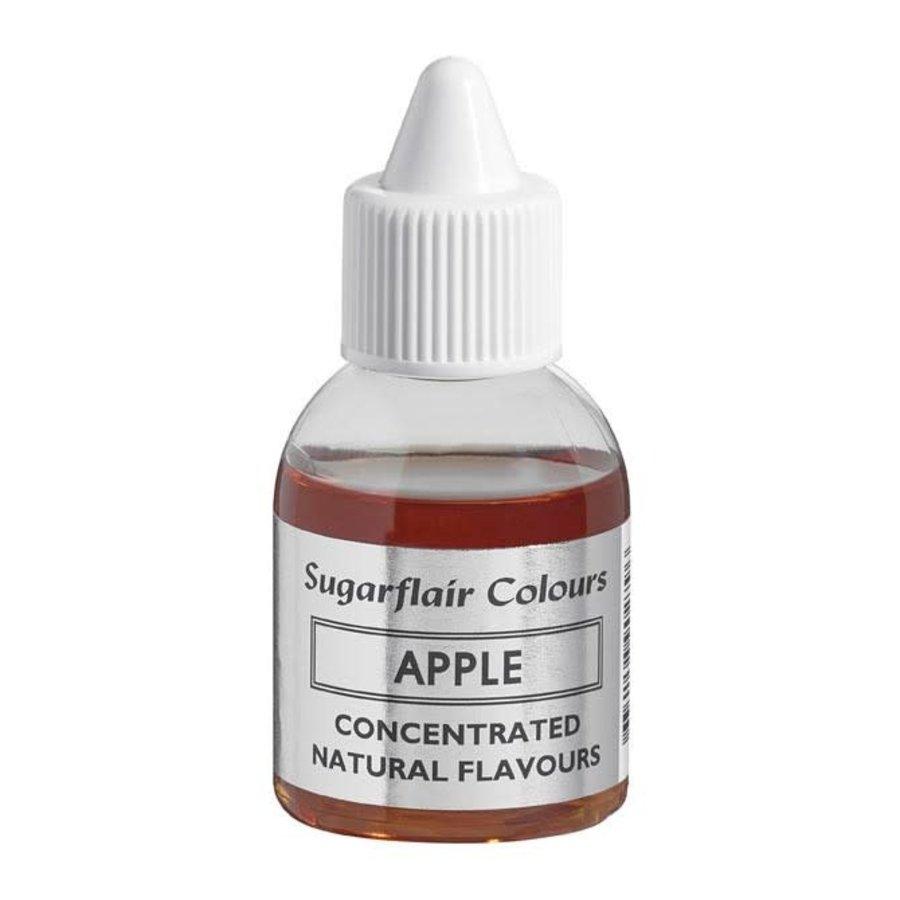 Appel Sugarflair 100% Natural Flavour Apple 30ml-1
