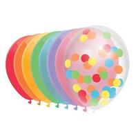 Ballonnen mix Over the rainbow 10 stuks