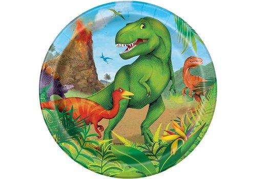 Borden Dinosaurus 18cm 8st