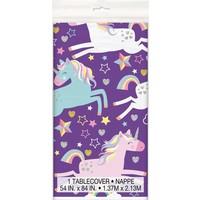 Tafelkleed Unicorn 137x213cm
