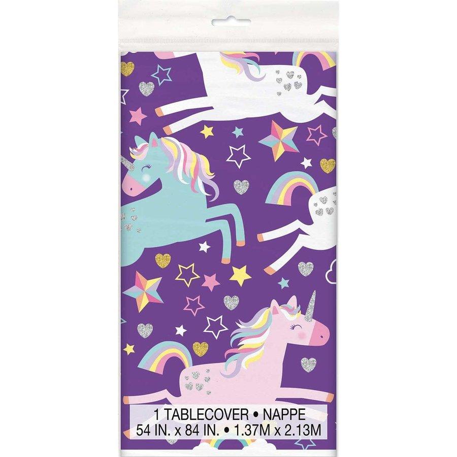 Tafelkleed Unicorn 137x213cm-1
