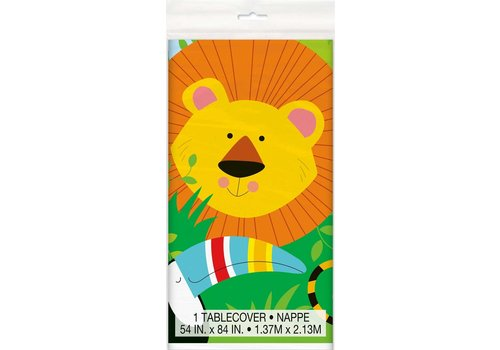 Tafelkleed Animal Jungle 137x213cm