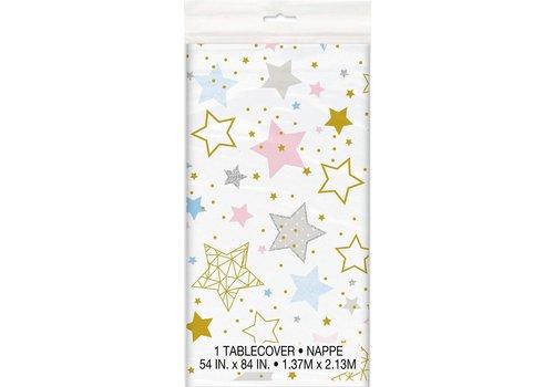 Tafelkleed Twinkle Little Star 140x274cm