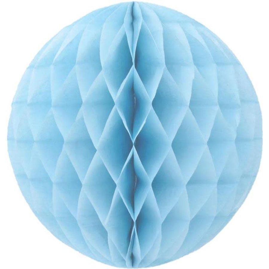 Honeycomb babyblauw 30 cm-1