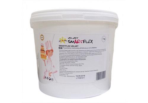 SmArtflex velvet vanille super wit 7kg emmer