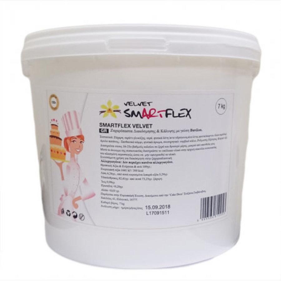 SmArtflex velvet vanille super wit 7kg emmer-1