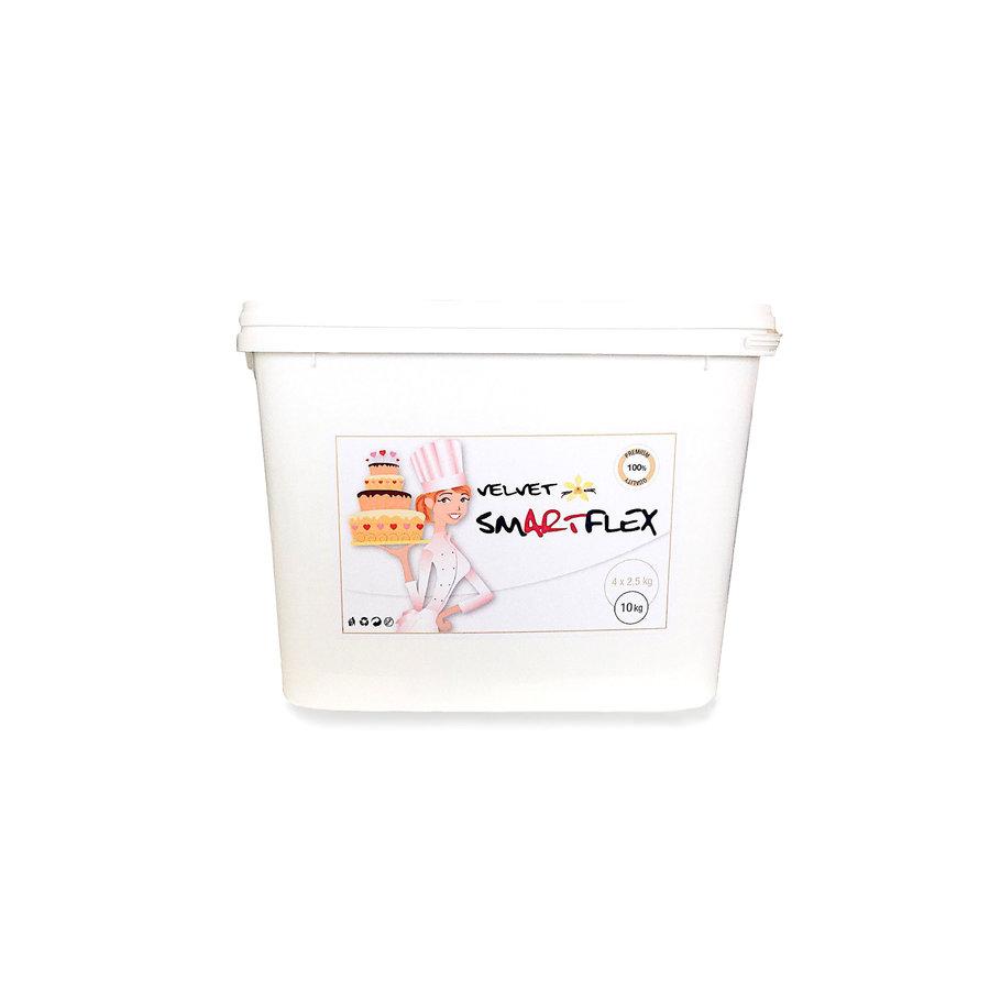 Smartflex 10 kilo emmer vanille super wit-1
