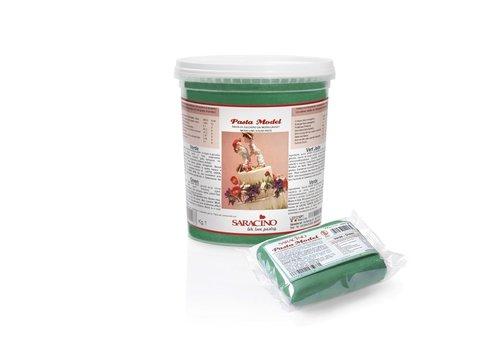 saracino modeling paste groen green 1kg