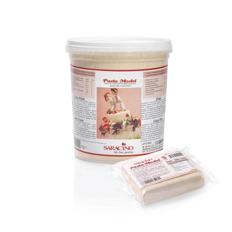 saracino modeling paste skin tone huidskleur 1kg-1