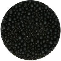 thumb-FunCakes Sprinkle Medley -Black- 65g-2