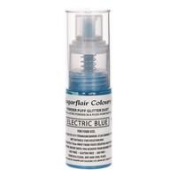 Sugarflair Pomp Spray Glitterpoeder Blauw