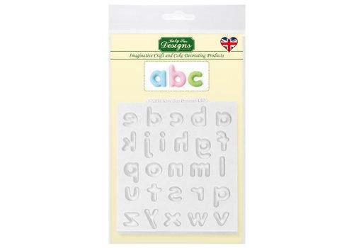 Katy Sue Mal Alfabet Kleine Letters