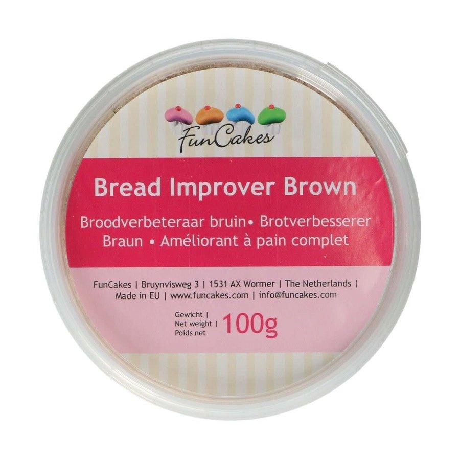 FunCakes Broodverbeteraar Bruin 100g-1