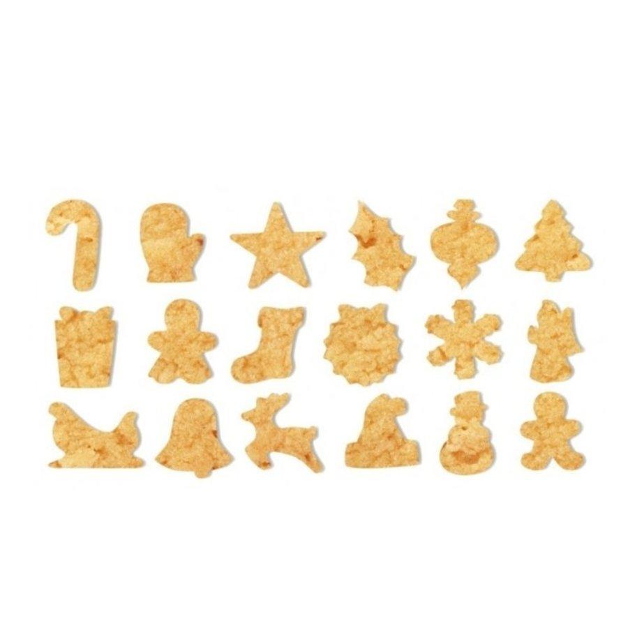 Emmer kerst koekjesvormen 18st-2