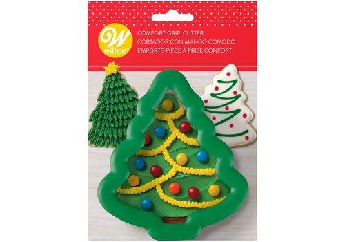 Wilton Comfort Grip Cutter Kerstboom