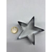 koekjesvorm krst ster